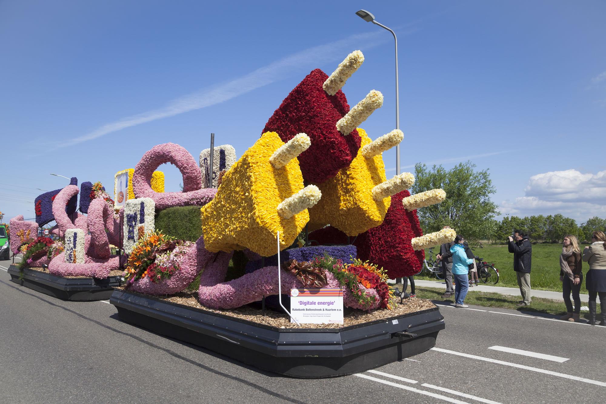 Visit Holland's Tulip Festival