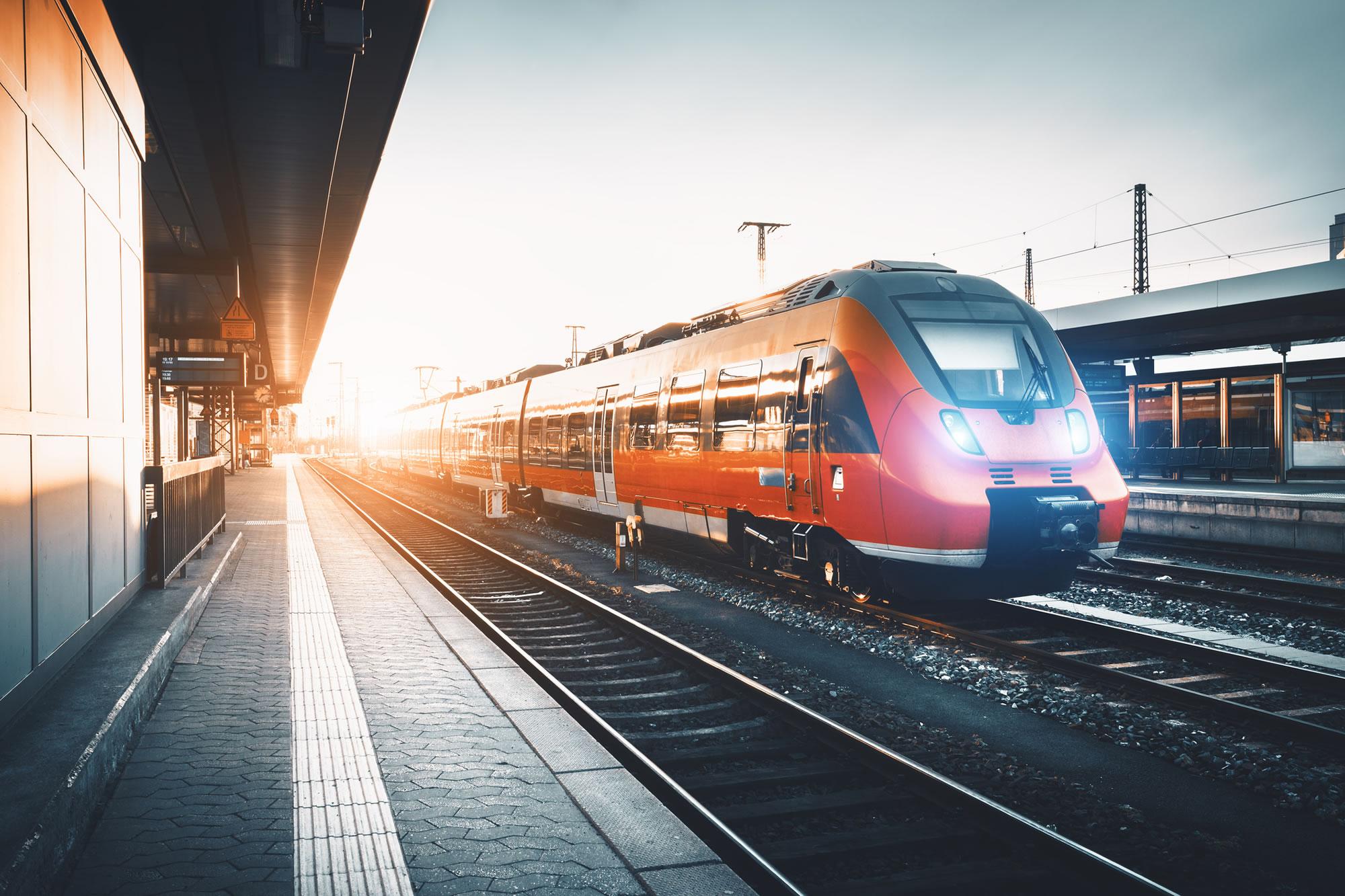 Interrail Around Europe