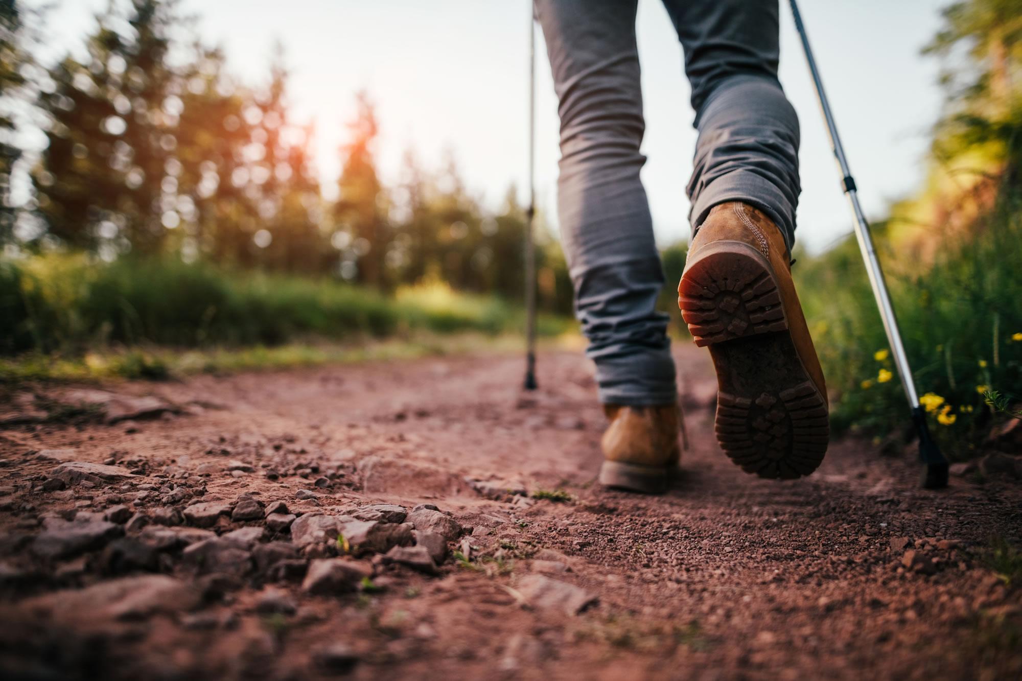 Take a Hike on a Weekly Basis