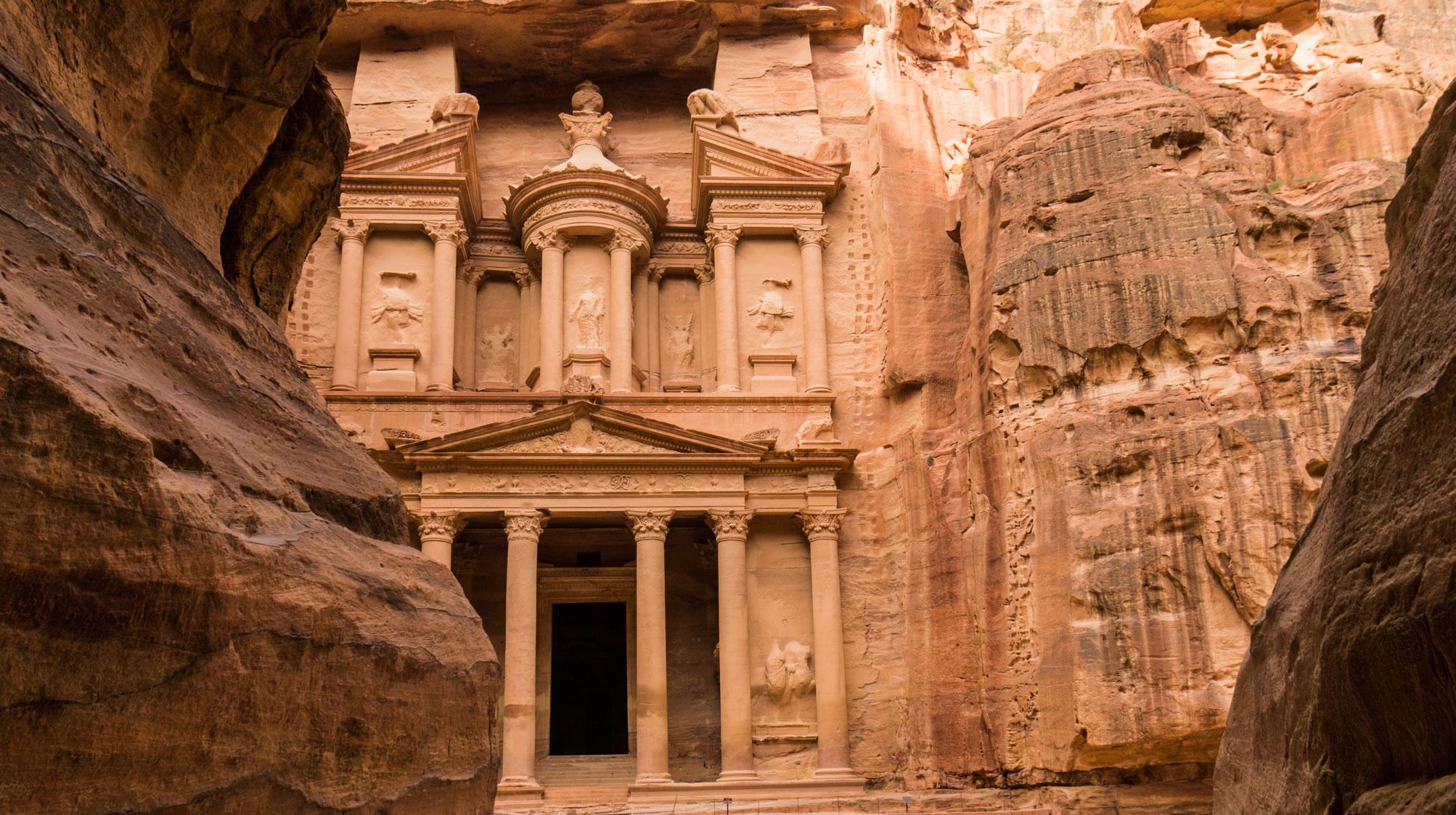Explore the Ancient City of Petra