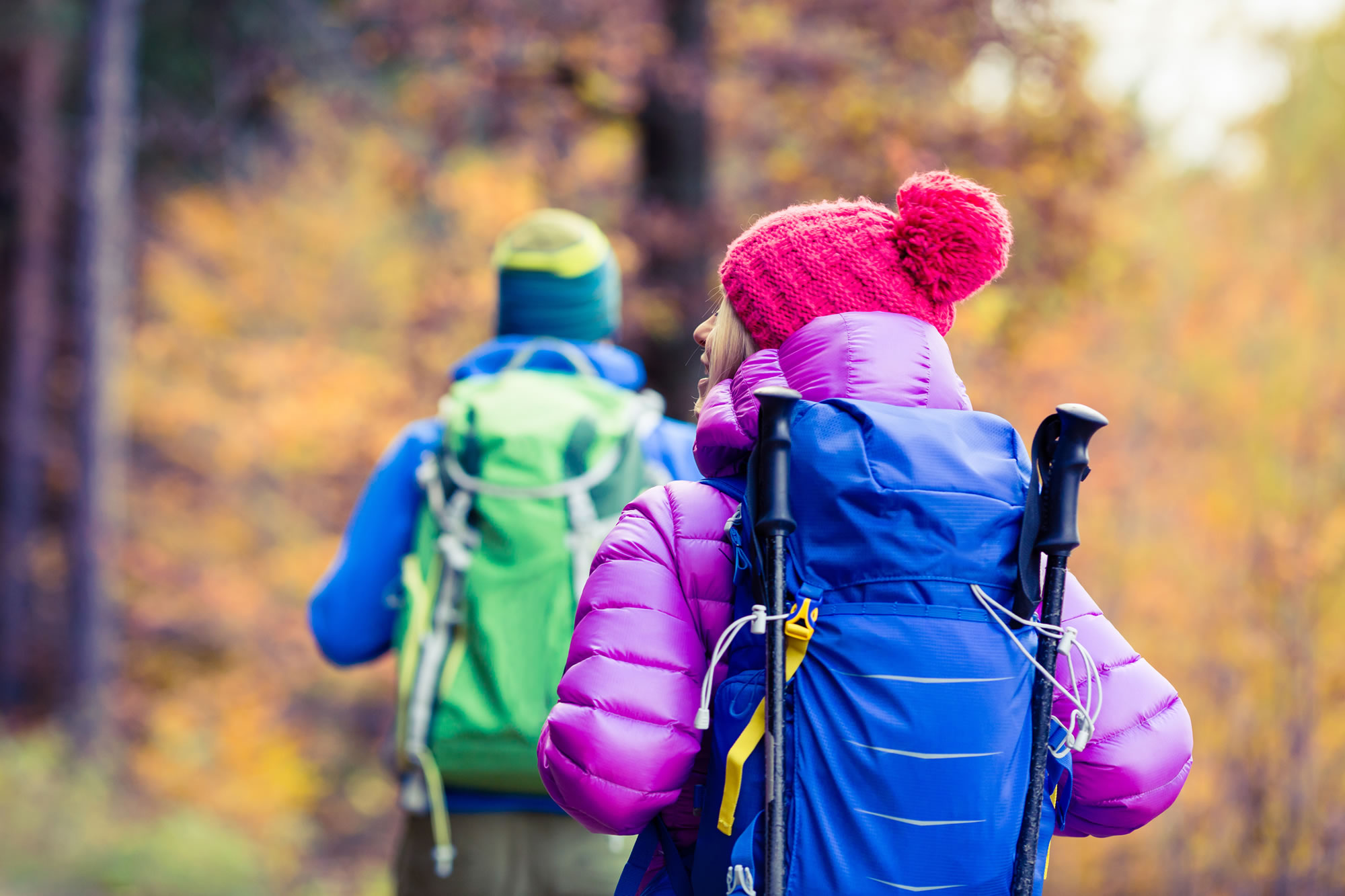 Do a Sponsored Charity Hike