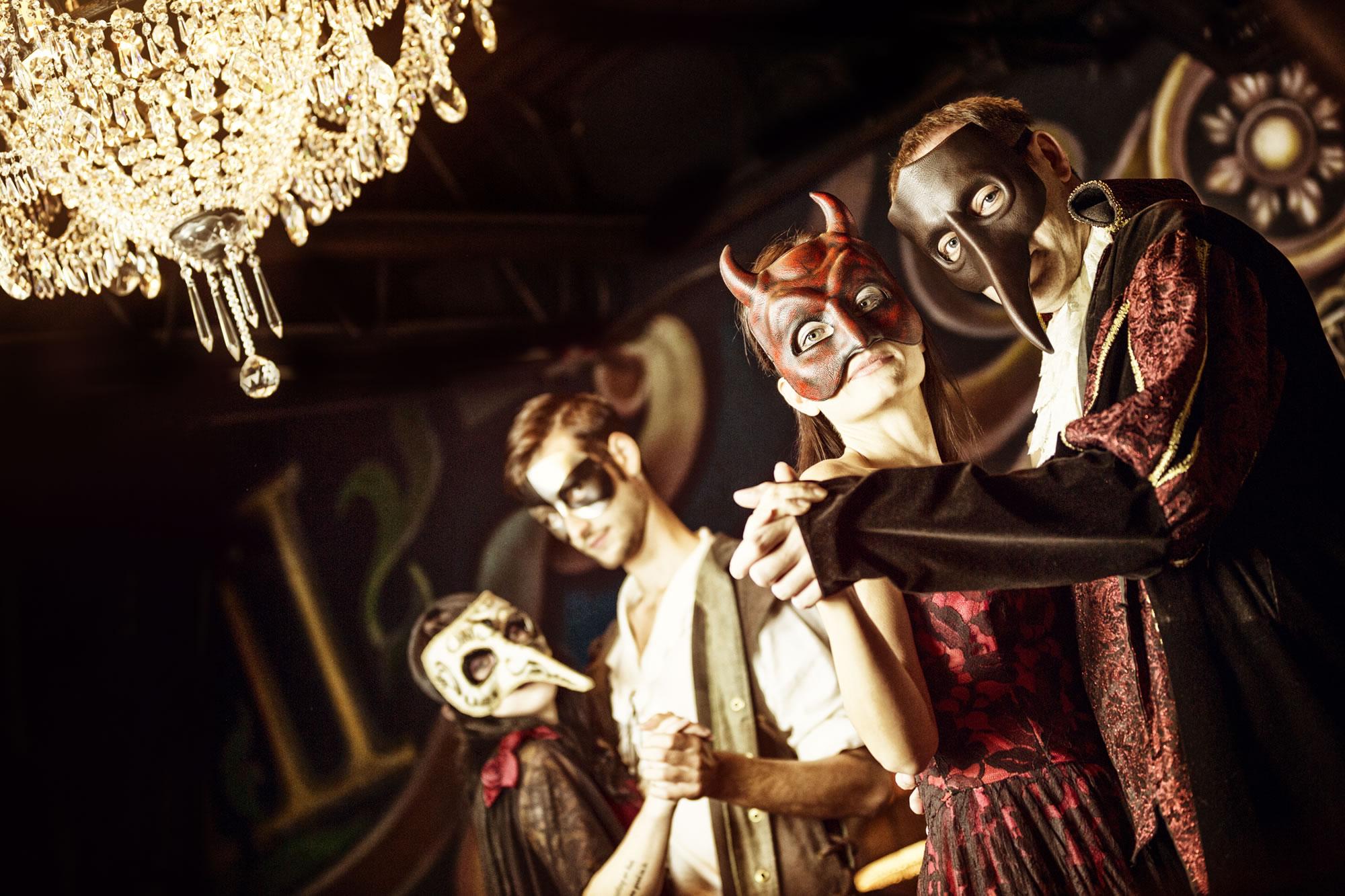 Try a Masquerade Ball