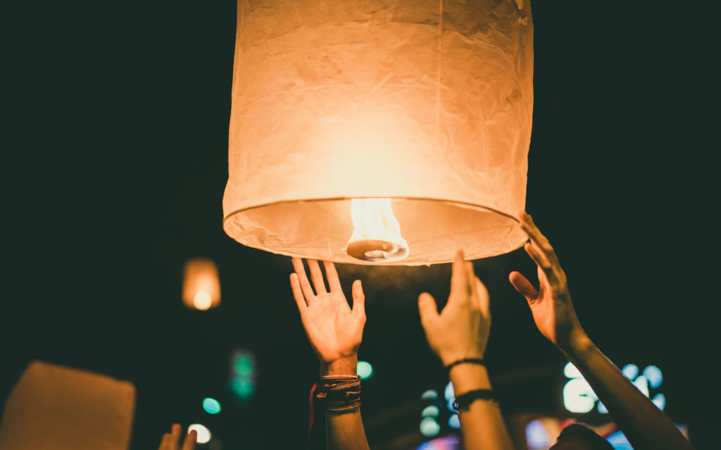 Go To A Floating Lantern Festival Planning Your Adventure
