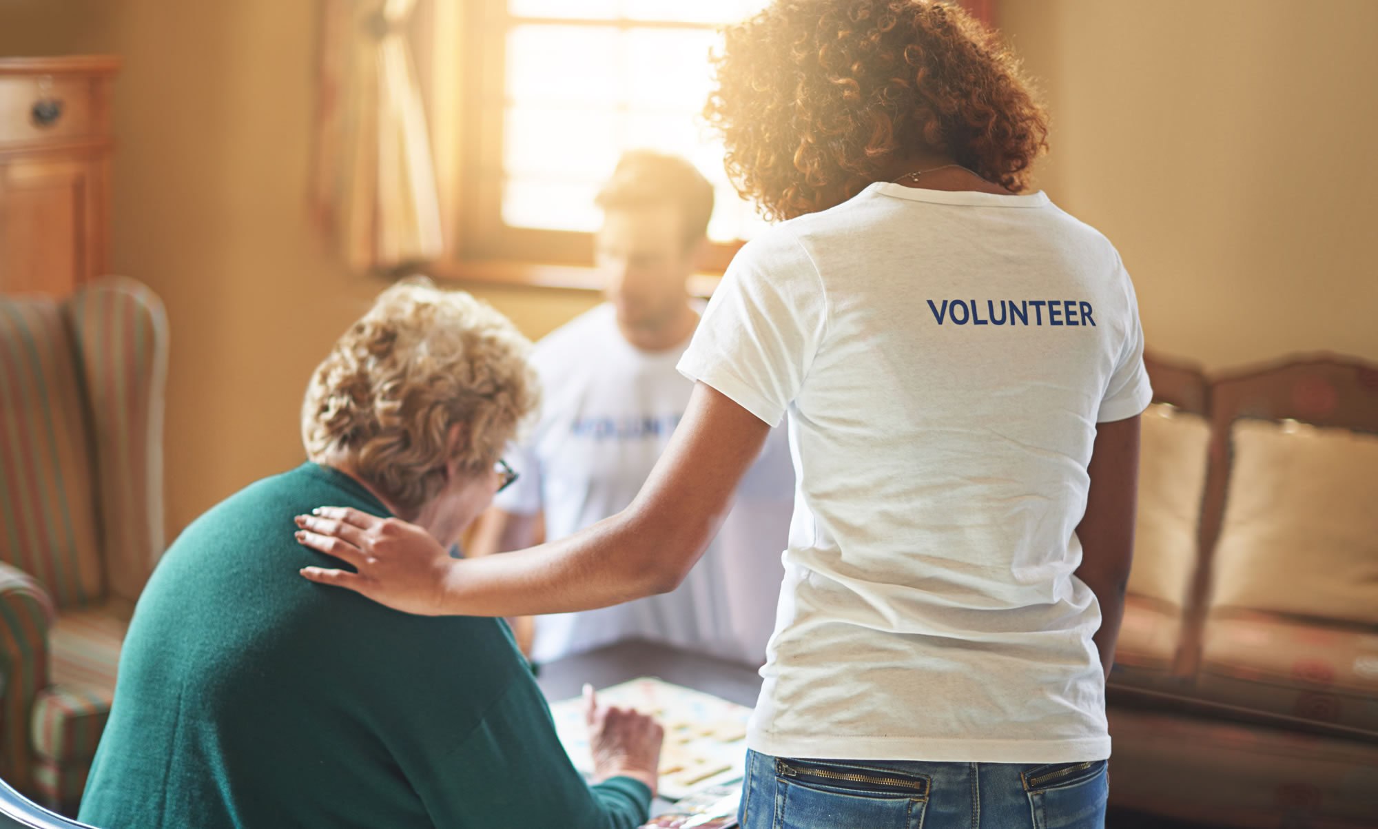 Volunteer At A Local Hospice