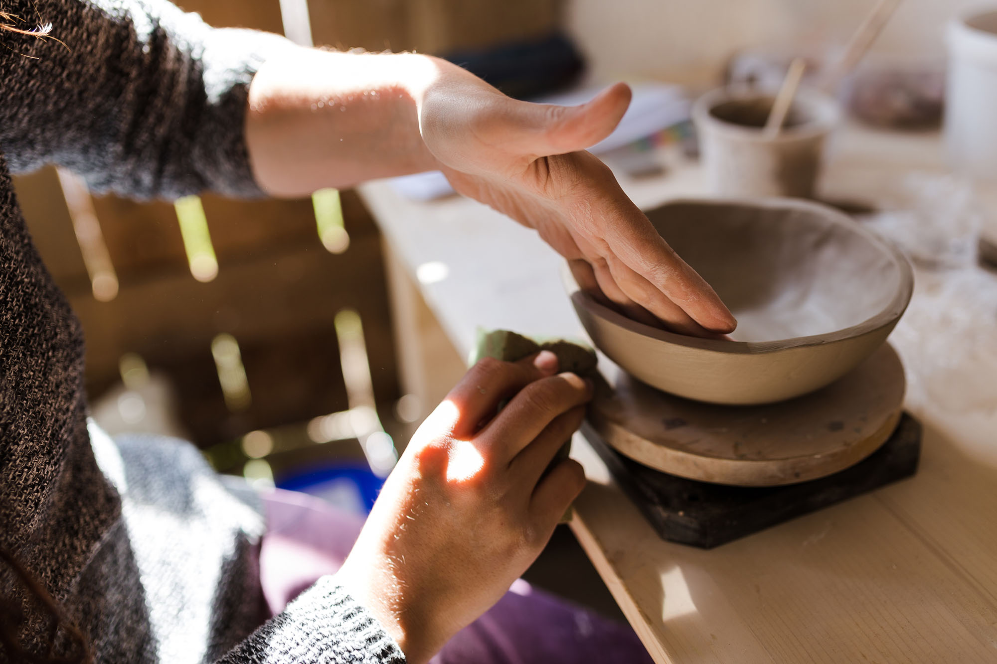 Take Some Online Pottery Classes