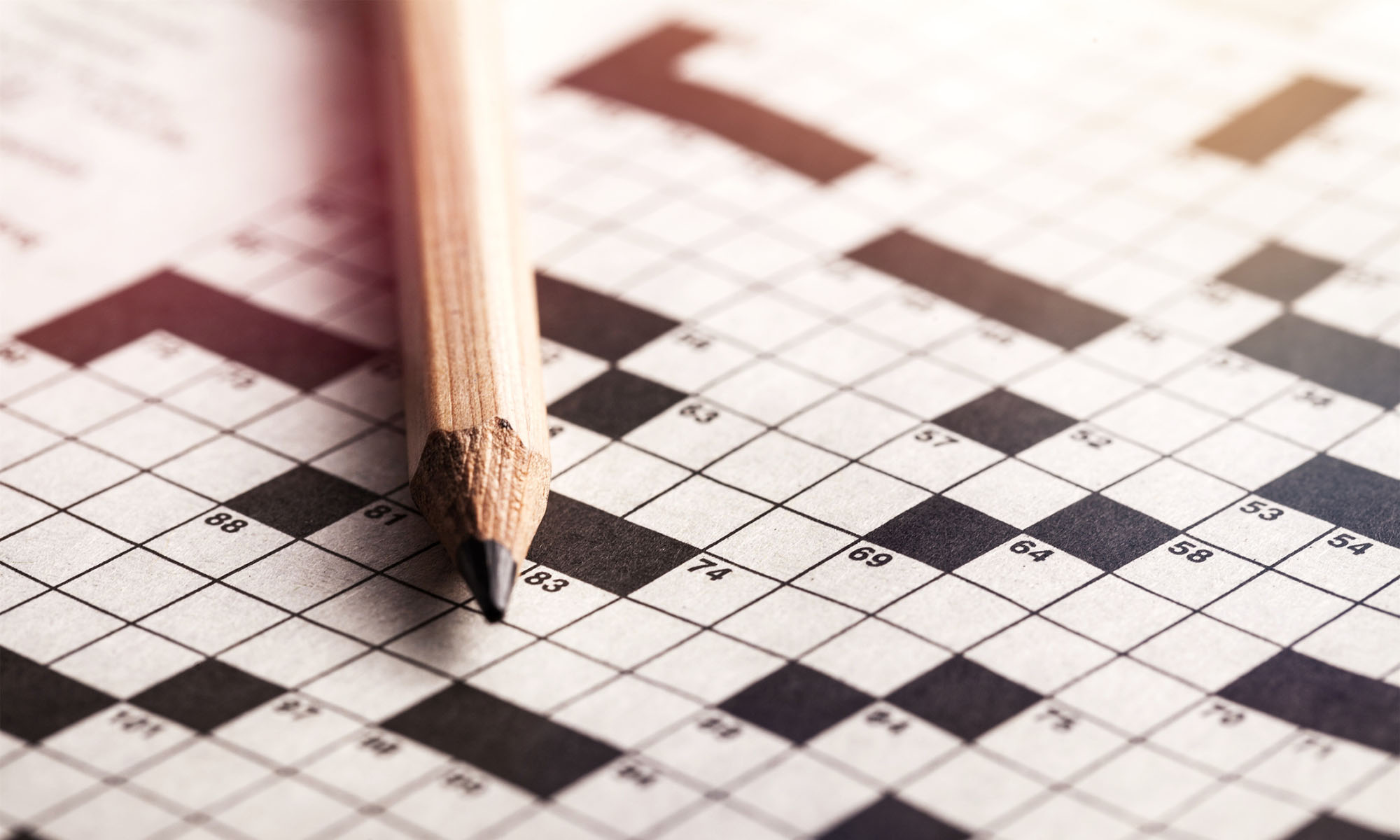 Learn How To Master Crosswords